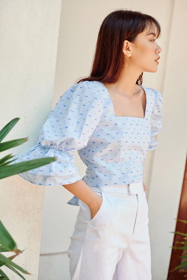 Đi làm mùa nắng nóng mà vẫn mát rượi với loạt áo xinh từ 7 brand Việt giá chỉ từ 270k, nàng công sở thỏa sức điệu đà nguyên cả mùa Hè - Ảnh 2.