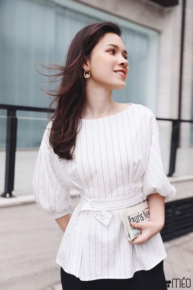 Đi làm mùa nắng nóng mà vẫn mát rượi với loạt áo xinh từ 7 brand Việt giá chỉ từ 270k, nàng công sở thỏa sức điệu đà nguyên cả mùa Hè - Ảnh 16.