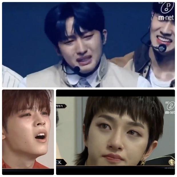 Nam Idol Kpop khiến đồng nghiệp há hốc mồm khi giật phăng nút áo, để lộ ngực trần trên sân khấu - Ảnh 9.