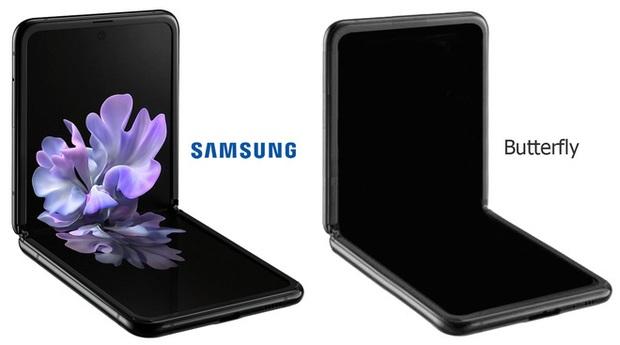 Xuất hiện điện thoại giả mạo Galaxy S20 và Z Flip của Samsung, khác mỗi việc không có nút bấm vật lý - Ảnh 3.