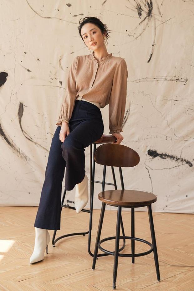 Đi làm mùa nắng nóng mà vẫn mát rượi với loạt áo xinh từ 7 brand Việt giá chỉ từ 270k, nàng công sở thỏa sức điệu đà nguyên cả mùa Hè - Ảnh 4.