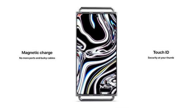 """Concept iPhone 12 """"điên rồ"""" chưa từng thấy: Chẳng khác gì cái nạo phô mai được gắn bánh xe như Mac Pro - Ảnh 5."""