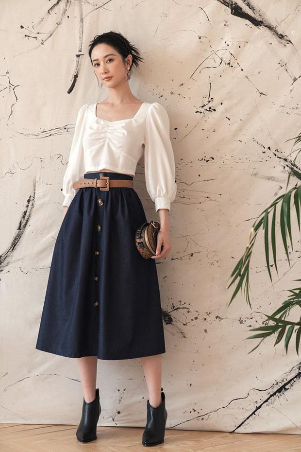 Đi làm mùa nắng nóng mà vẫn mát rượi với loạt áo xinh từ 7 brand Việt giá chỉ từ 270k, nàng công sở thỏa sức điệu đà nguyên cả mùa Hè - Ảnh 5.