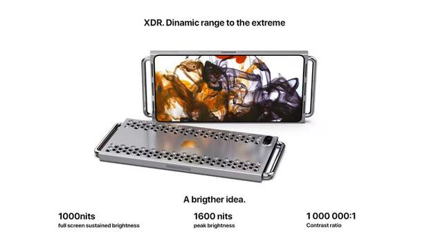 """Concept iPhone 12 """"điên rồ"""" chưa từng thấy: Chẳng khác gì cái nạo phô mai được gắn bánh xe như Mac Pro - Ảnh 7."""