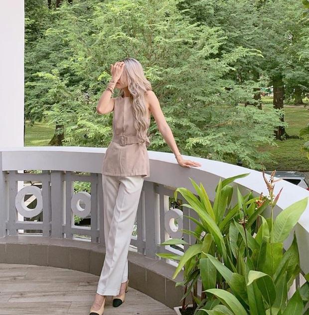 Đi làm mùa nắng nóng mà vẫn mát rượi với loạt áo xinh từ 7 brand Việt giá chỉ từ 270k, nàng công sở thỏa sức điệu đà nguyên cả mùa Hè - Ảnh 11.