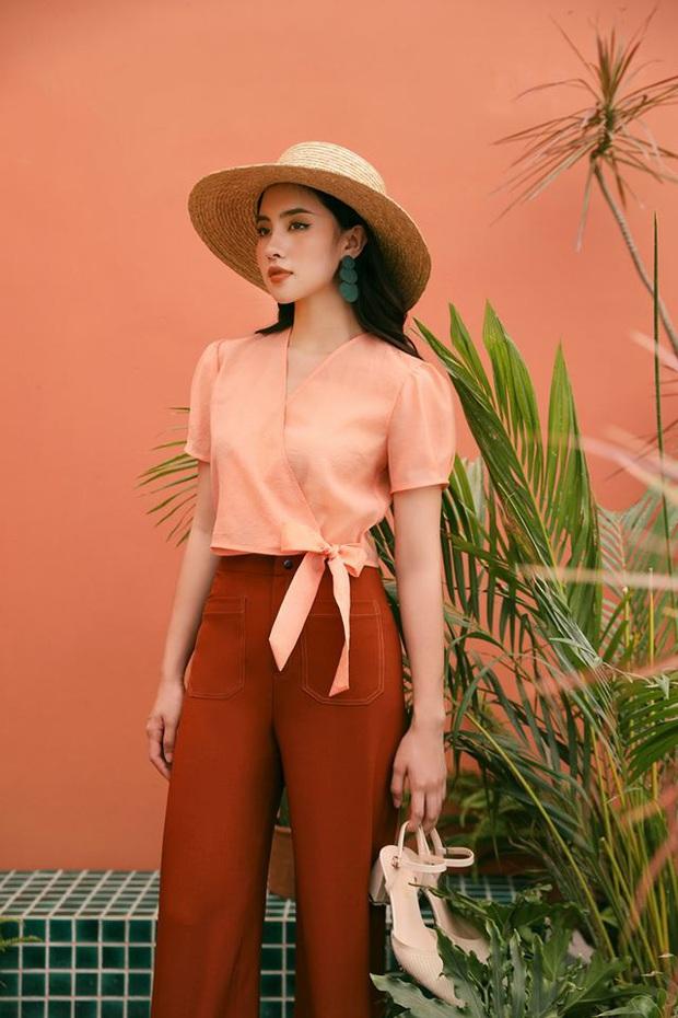 Đi làm mùa nắng nóng mà vẫn mát rượi với loạt áo xinh từ 7 brand Việt giá chỉ từ 270k, nàng công sở thỏa sức điệu đà nguyên cả mùa Hè - Ảnh 13.