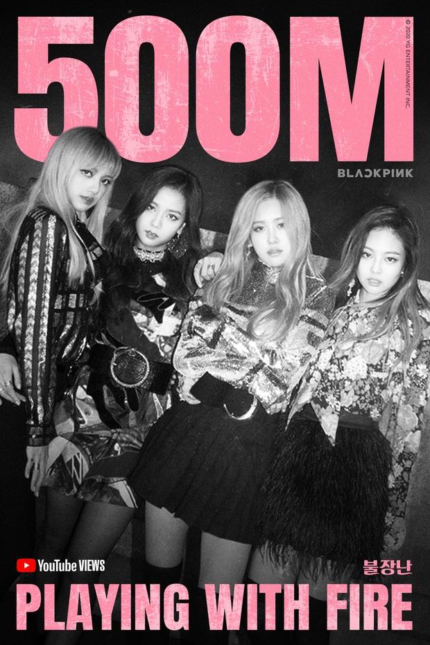 """BLACKPINK """"bỏ túi"""" thêm 1 MV nửa tỷ view trước thềm comeback, lập kỉ lục mới cho girlgroup thế này thì ai chơi lại nhóm đây? - Ảnh 1."""