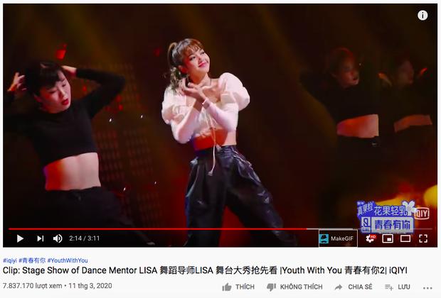 Sân khấu cover The Eve (EXO) của dàn thực tập sinh TXCB 2 lội ngược dòng, vượt mặt cả màn chào sân solo của lão sư Lisa - Ảnh 9.