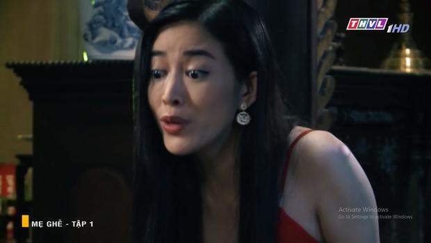 Phim nối sóng Luật Trời ngập drama ngay tập 1: Hết mẹ chồng khinh miệt đến em chồng tát chị dâu lật mặt ngày ra mắt - Ảnh 8.