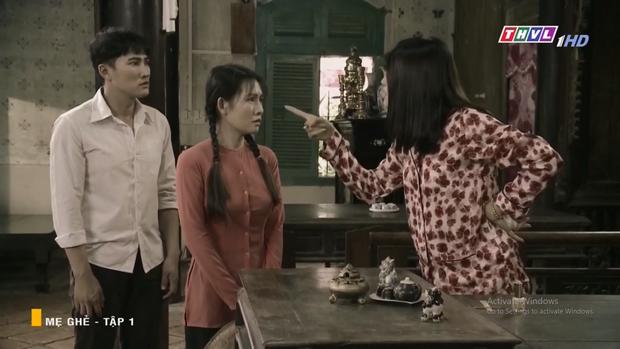 Phim nối sóng Luật Trời ngập drama ngay tập 1: Hết mẹ chồng khinh miệt đến em chồng tát chị dâu lật mặt ngày ra mắt - Ảnh 5.