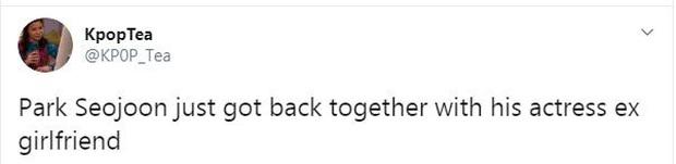 Mật báo Kbiz: Park Seo Joon tái hợp tình cũ, Jisoo (BLACKPINK) đáng lẽ thành đôi với Thái Từ Khôn chứ không phải Lisa? - Ảnh 14.