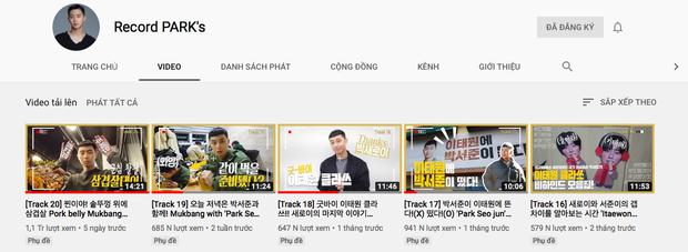 Fan phát hiện kênh Youtube của Park Seo Joon âm thầm có sự thay đổi trong các vlog gần đây, anh sắp lấn sân sang một mảng mới toanh? - Ảnh 2.