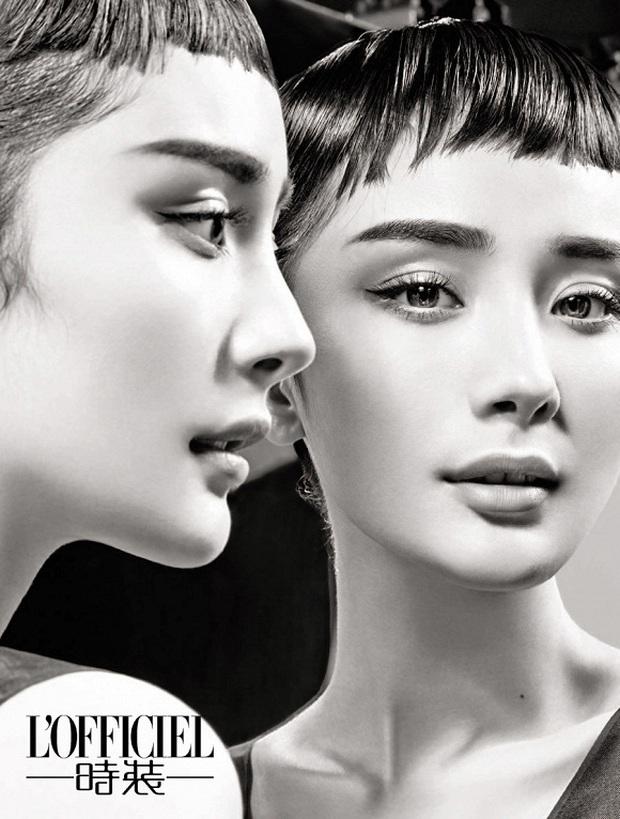 Nữ thần Cbiz hoá thân thành Audrey Hepburn: Angela Baby - Dương Mịch kiêu sa sang chảnh, kéo đến mỹ nhân cuối ai cũng hết hồn - Ảnh 10.