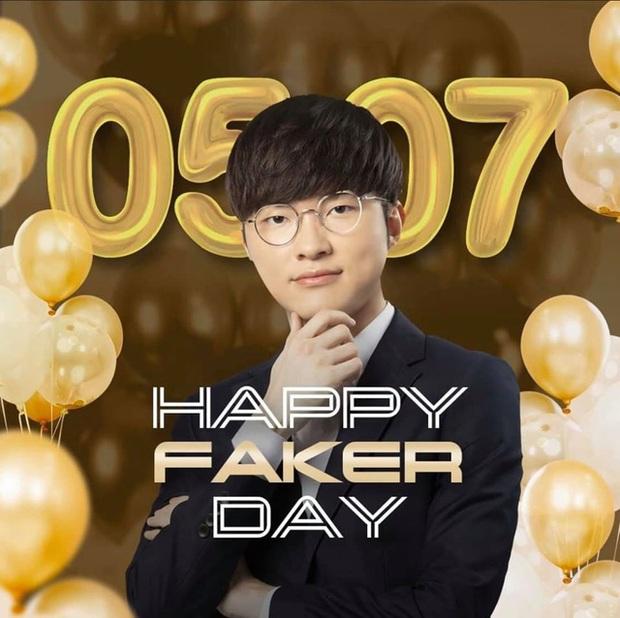 Dẫu là ngày sinh nhật, chủ tịch Faker vẫn không quên kêu gọi phòng chống Covid-19, fanboy Hee Chul (Super Junior) cũng like share, hưởng ứng nhiệt tình! - Ảnh 1.