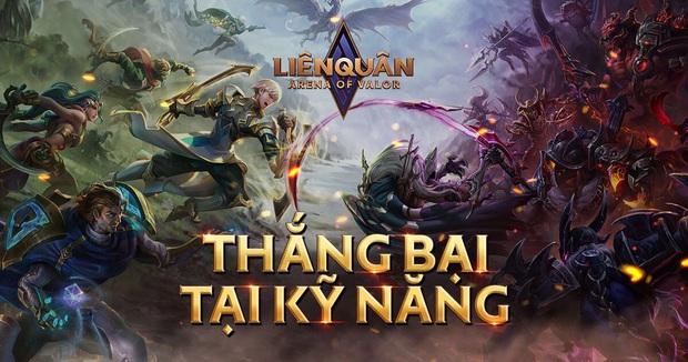 Từ Liên Quân Mobile đến Đấu trường Danh vọng: 4 năm, 7 mùa giải và vị thế độc tôn trong làng eSports Việt - Ảnh 1.