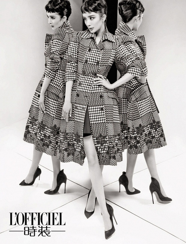 Nữ thần Cbiz hoá thân thành Audrey Hepburn: Angela Baby - Dương Mịch kiêu sa sang chảnh, kéo đến mỹ nhân cuối ai cũng hết hồn - Ảnh 9.