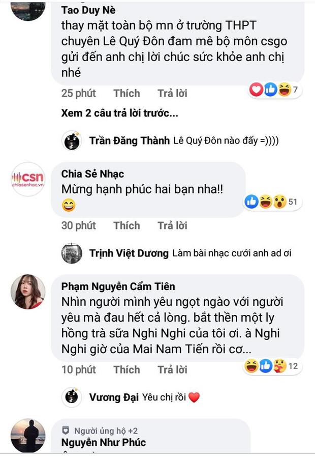 Ninh Dương Lan Ngọc, Tú Hảo vào tận stream của Bomman dằn mặt, nhắc nhở chăm sóc em gái út Minh Nghi - Ảnh 5.