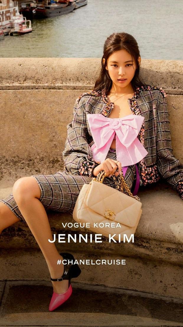 Đụng hàng mỹ nhân sang chảnh Jennie, Đông Nhi vẫn ăn điểm ở khoản giấu bụng bầu tài tình - Ảnh 6.