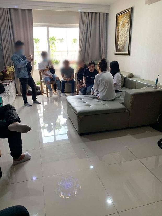 Nói là làm, hôm nay Trấn Thành đã cùng luật sư đến tận nhà cô gái tung tin đồn thất thiệt - Ảnh 3.