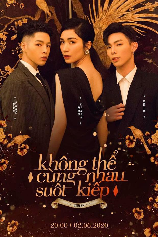Chăm như Erik: Tất bật ăn sáng cùng cô dâu Suni Hạ Linh, rồi lại cùng chị em Hoa dâm bụt cover Không Thể Cùng Nhau Suốt Kiếp - Ảnh 5.