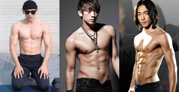 Cái nóng 40 độ cũng không hầm hập như múi bụng của Bi Rain: Ông xã 38 tuổi của chị Kim Tae Hee, bố bỉm sữa 2 con đây ư? - Ảnh 5.