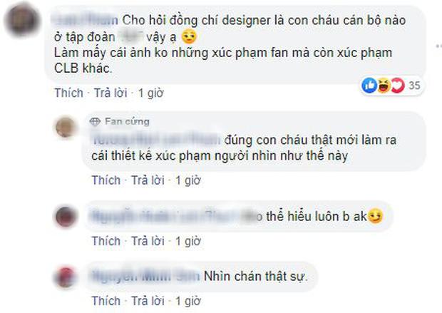 Fan phẫn nộ vì bài đăng thiếu thông tin của Fanpage Hà Nội FC - Ảnh 3.