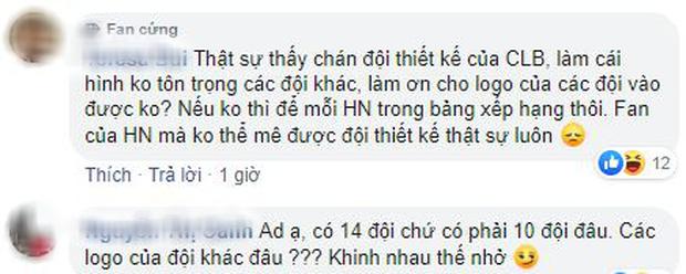 Fan phẫn nộ vì bài đăng thiếu thông tin của Fanpage Hà Nội FC - Ảnh 6.