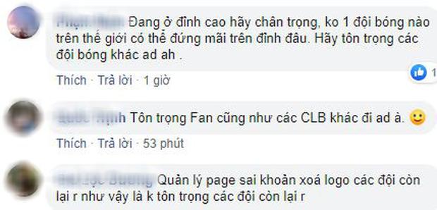 Fan phẫn nộ vì bài đăng thiếu thông tin của Fanpage Hà Nội FC - Ảnh 8.