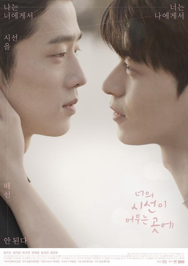 Web drama đam mỹ đầu tiên của Hàn Quốc sốt xình xịch vì cặp đôi cậu chủ - vệ sĩ quá tình tứ - Ảnh 1.