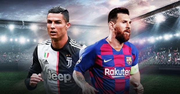 Trong vòng ít ngày, Ronaldo liên tiếp bị hạ bệ bởi các huyền thoại: Messi mới là ngôi sao số 1 thế giới - Ảnh 1.