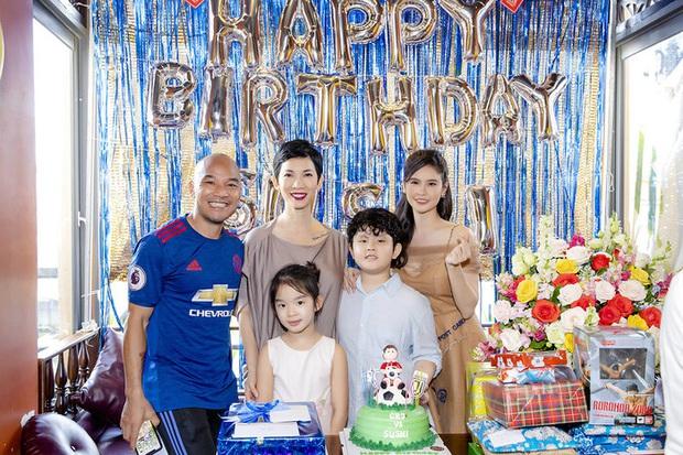 Tim và Trương Quỳnh Anh bất ngờ tái ngộ trong dịp sinh nhật con trai: Dù ly hôn nhưng vẫn giữ thái độ đáng ngưỡng mộ - Ảnh 3.