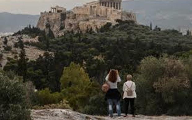 Hy Lạp sẽ mở cửa đón du khách 29 quốc gia từ 15/6 - Ảnh 1.