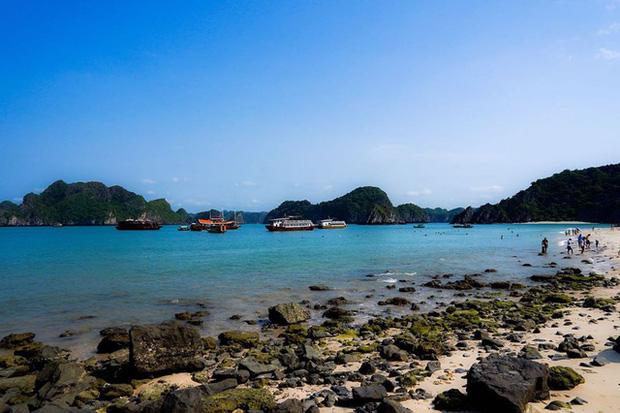 Ai tới vịnh Lan Hạ rồi mới hiểu tại sao Leonardo DiCaprio phải tấm tắc khen ngợi: Vẻ đẹp hoang sơ của thiên đường bị bỏ quên giữa Hải Phòng  - Ảnh 2.