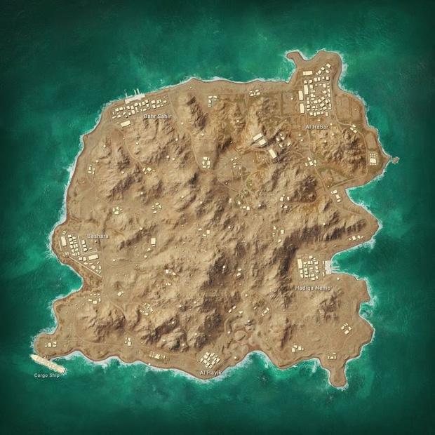 PUBG Mobile: Tất tần tật về bản đồ Karakin trong bản update mới, người chơi không thể bỏ lỡ! - Ảnh 1.
