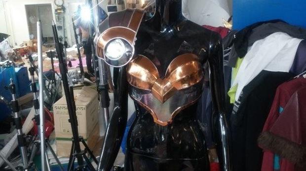 Mướt mát đầu tuần với bộ ảnh cosplay Vi bức tử vòng 1, càng ngỡ ngàng khi biết quá trình hoàn thiện phía sau - Ảnh 14.