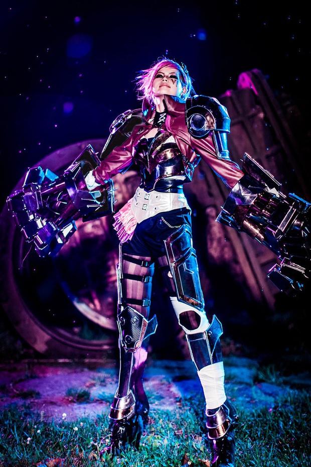 Mướt mát đầu tuần với bộ ảnh cosplay Vi bức tử vòng 1, càng ngỡ ngàng khi biết quá trình hoàn thiện phía sau - Ảnh 21.