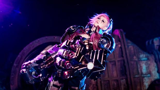 Mướt mát đầu tuần với bộ ảnh cosplay Vi bức tử vòng 1, càng ngỡ ngàng khi biết quá trình hoàn thiện phía sau - Ảnh 24.