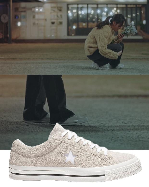Quân Vương Bất Diệt có xịt thì dân tình vẫn mãn nhãn trước bộ sưu tập sneaker bình dân đi vào lịch sử của Kim Go Eun - Ảnh 5.