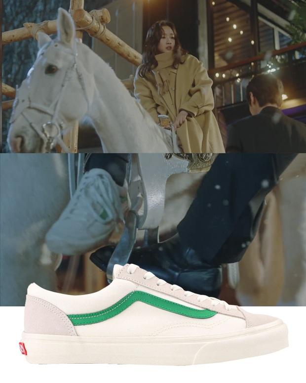 Quân Vương Bất Diệt có xịt thì dân tình vẫn mãn nhãn trước bộ sưu tập sneaker bình dân đi vào lịch sử của Kim Go Eun - Ảnh 6.