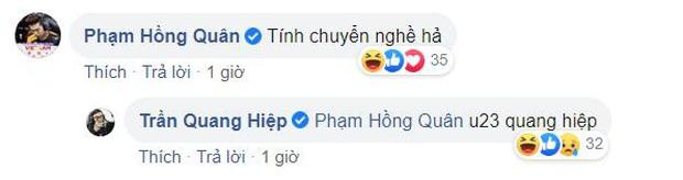 ProE check-in cùng 2 fan cứng của tuyển U23 Việt Nam, ngay lập tức đã bị hoàng tử Đức Huy bắt lỗi cực gắt - Ảnh 7.