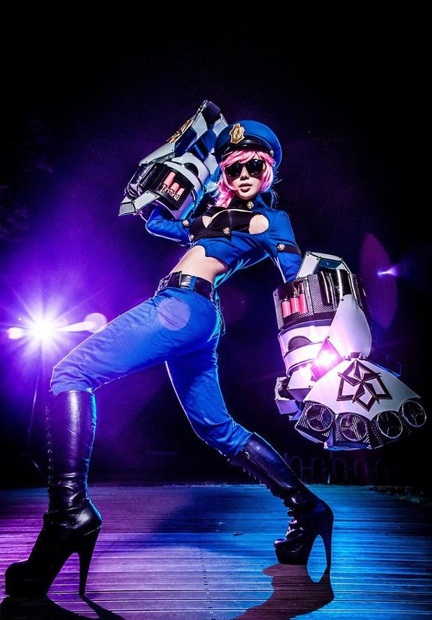 Mướt mát đầu tuần với bộ ảnh cosplay Vi bức tử vòng 1, càng ngỡ ngàng khi biết quá trình hoàn thiện phía sau - Ảnh 10.