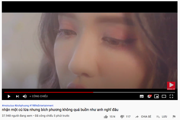 Bích Phương, Chi Pu, Hoà Minzy đều sở hữu lượt xem công chiếu MV đáng gờm nhưng cộng cả ba vẫn thua xa nữ hoàng drama Vpop - Ảnh 7.