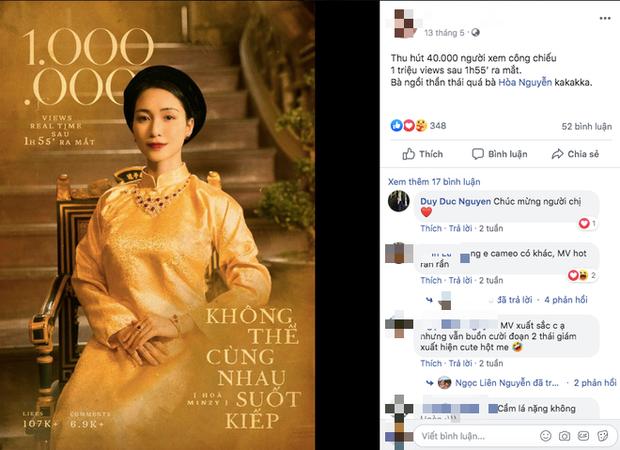 Bích Phương, Chi Pu, Hoà Minzy đều sở hữu lượt xem công chiếu MV đáng gờm nhưng cộng cả ba vẫn thua xa nữ hoàng drama Vpop - Ảnh 9.