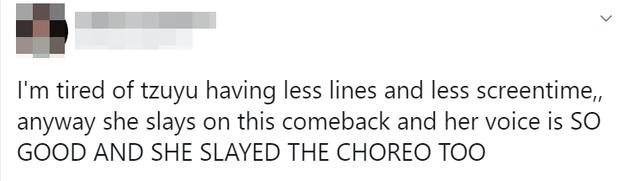 """Rapper của TWICE hát nhiều hơn cả main vocal, Tzuyu và thành viên được """"push hụt tưởng tàng hình"""" mà vẫn chưa thảm bằng Jihyo trong MV mới - Ảnh 10."""