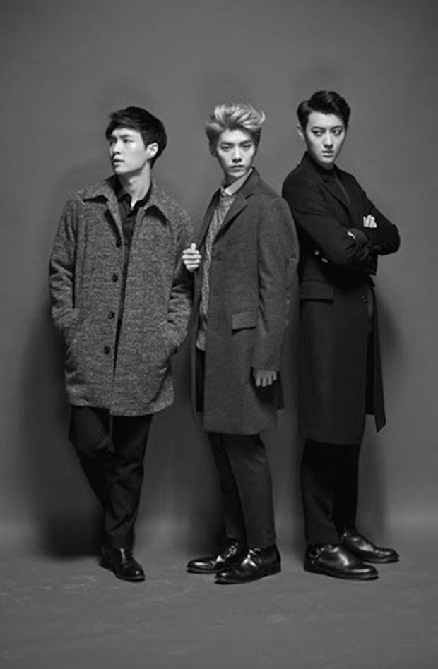 Vừa hết Thanh Xuân Có Bạn, 2 cựu thành viên EXO phải đối đầu Lay trong show sống còn tiếp theo dành cho nam! - Ảnh 11.