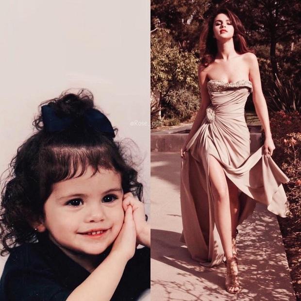 """Ai ngờ những cô bé nhà bên lột xác thành minh tinh vạn người mê: """"Goá phụ đen"""" bức thở, Selena và dàn công chúa Disney còn đỉnh hơn - Ảnh 16."""