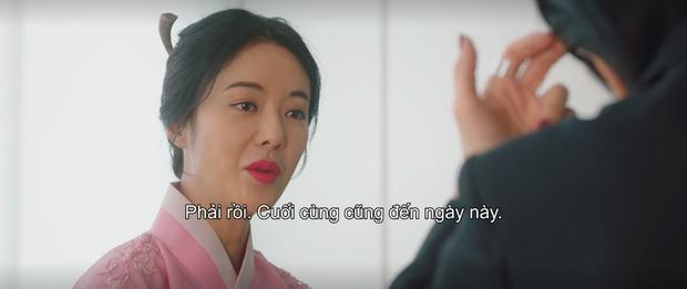 Cạn lời đệ cứng dì hai Hwang Jung Eum khuyên 7 hồn ma đầu thai thành hậu duệ BTS ở Mystic Pop-up Bar tập 7 - Ảnh 11.