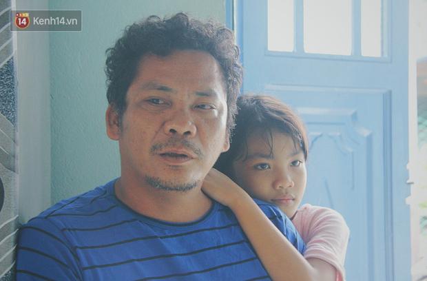 Vợ ngại khổ, bỏ lại chồng tật nguyền cùng 2 đứa con gái thơ dại trong căn chòi xập xệ để đi tìm hạnh phúc mới - Ảnh 13.