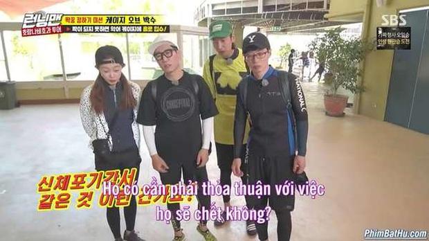 """Tại sao Jeon So Min lại bị ghét nhất """"Running Man""""? Từ nghi án biệt đãi, cướp sóng đến hành động kém duyên, vô lễ đến mức gây phẫn nộ - Ảnh 25."""
