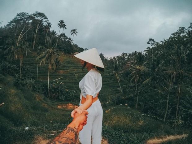 Nữ chính Người ấy là ai từng được bạn trai cũ chụp cho bộ hình Đưa em đi khắp Bali gây sốt mạng xã hội - Ảnh 4.